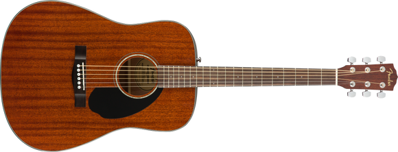 Fender  CD-60S DREADNOUGHT, ALL-MAHOGANY
