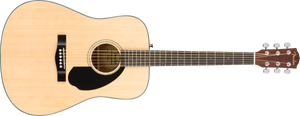 Fender CD-60S DREADNOUGHT PACK V2, NATURAL