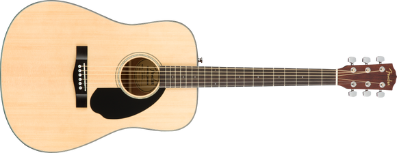 Fender CD60S Pack Natural