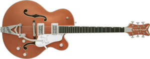 GRETSCH  G6136T LIMITED EDITION FALCON™ WITH BIGSBY® Two Tone Copper/Sahara Metallic