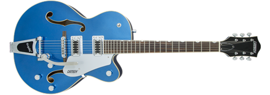 Gretsch G5420T Electromatic Hollowbody Single Cut w/ Bigsby Fairlane Blue