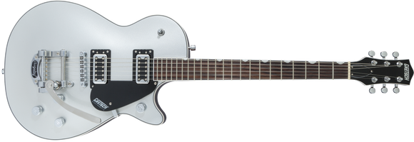 Gretsch  G5230T ELECTROMATIC® JET™ FT SINGLE-CUT WITH BIGSBY® Airline Silver