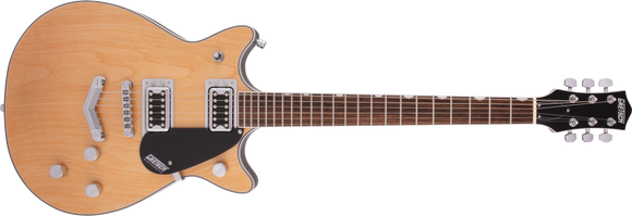 Gretsch  G5222 ELECTROMATIC® DOUBLE JET™ BT WITH V-STOPTAIL Natural