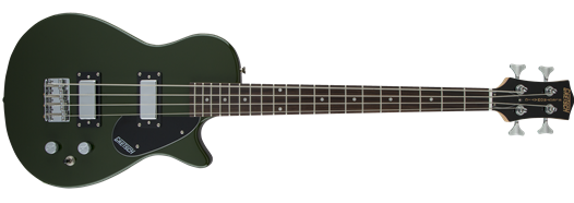 Gretsch G2220 Electromatic Jet Junior Bass II Short Scale Bass Torino Green