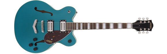Gretsch G2622 Streamliner™ Center Block with V-Stoptail Ocean Turquoise