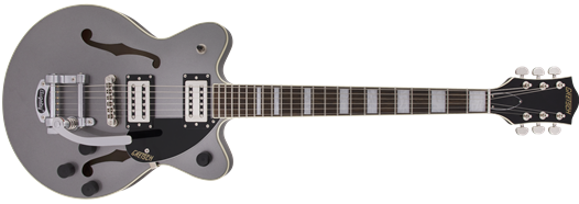 G2655T Streamliner™ Center Block Jr. with Bigsby Phantom Metallic