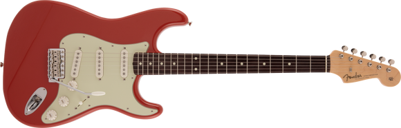 Fender MADE IN JAPAN TRADITIONAL 60S STRATOCASTER® Fiesta Red