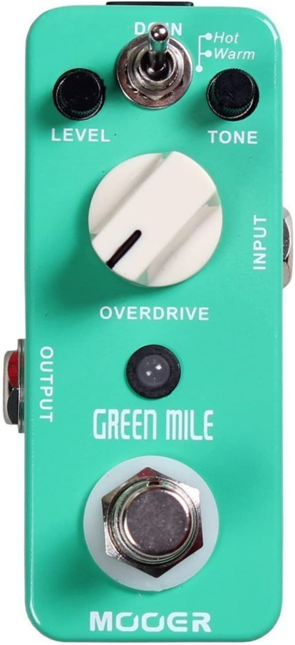 Mooer Green Mile-Overdrive MEP-GM