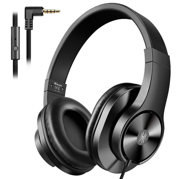OneOdio T3 Wired Headphones