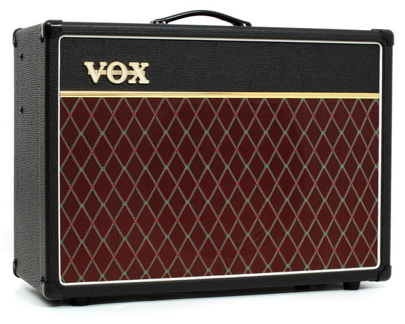 "VOX AC15C1X with Blue Alnico 12""speaker"