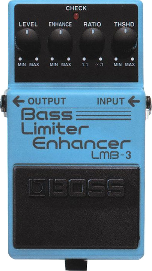 Boss Bass Limiter Enhancer