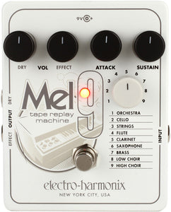 Electro Harmonix  EHX Mel9 Tape Replay Machine