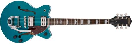 Gretsch G2657T FSR Streamliner Centre Block Junior Ocean Turquoise