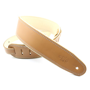 "DSL GEP25-18-3 2.5"" Rolled Edge Tan/Beige Strap"