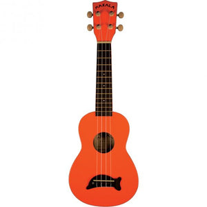 Makala MK-SD/OR Soprano Ukulele Orange