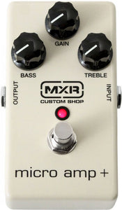 MXR Custom Shop Micro Amp Plus M233