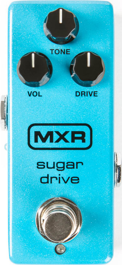 MXR Sugar Drive Mini Overdrive M294
