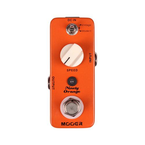 Mooer Ninety Orange Phaser MEP-NO