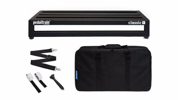 Pedaltrain PT-CL2-SC Classic 2 in Soft Case