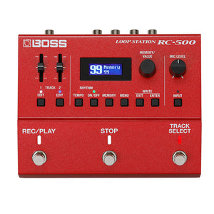 "Boss RC500 ""NEW"" Loop Station"