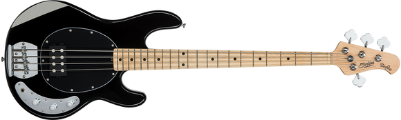 Ernie Ball Sterling By Musicman Ray4 Black