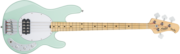 Ernie Ball Sterling By Musicman Ray4 Mint Green