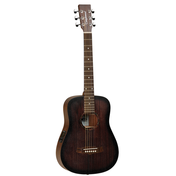 Tanglewood TWCRTE Travel Guitar