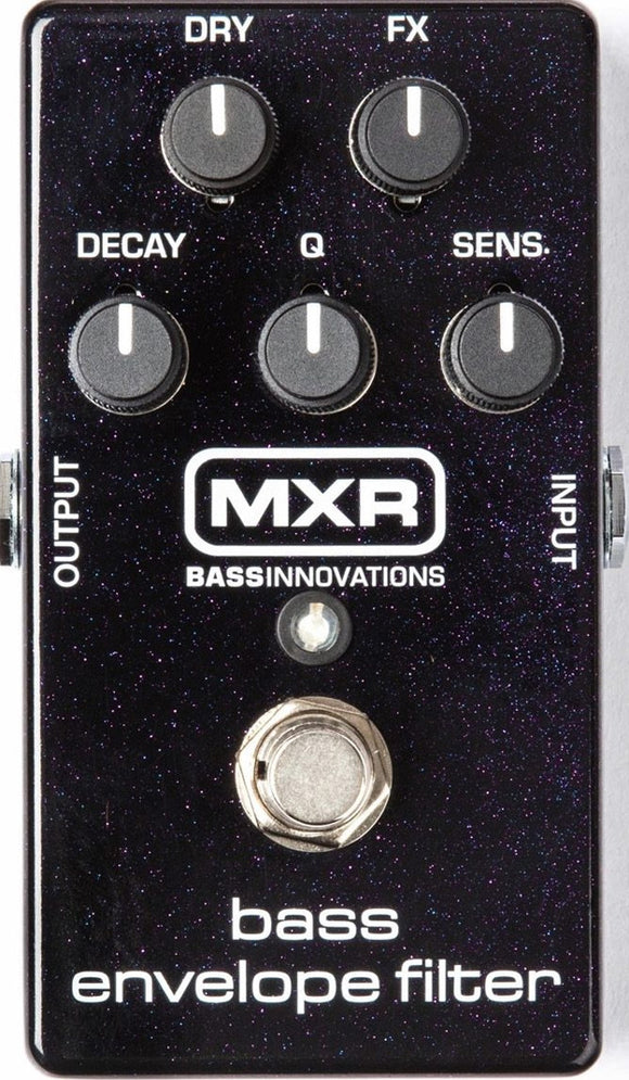 MXR Bass Envolope Filter M-82