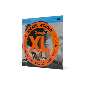 D'addario XL Nickel Strings Box of 10 Sets