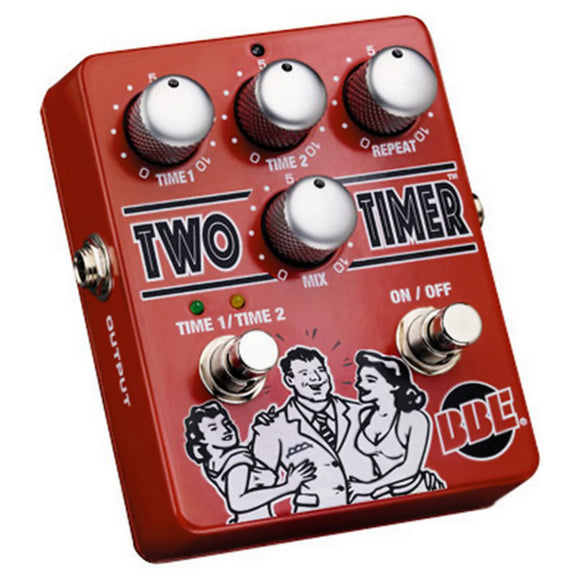 BBE Two Timer Pedal