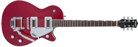 Gretsch G5230T Electromatic® Jet™ FT Single-Cut with Bigsby®, Black Walnut Fingerboard, Firebird Red