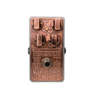 Snake Oil Fine Instruments Marvellous Engine Distortion Pedal