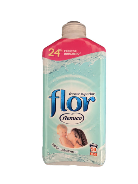 Nenuco Flor Fabric Softener Concentrate 1.1L