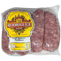 South American Parrillero Sausages 8pc Pack
