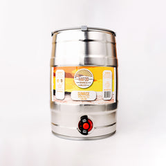 SUNRISE MINIKEG FROM HAFOD BREWERY BUY AT WELSHBEER.COM