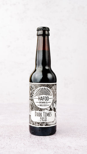 Dark Times - Black IPA