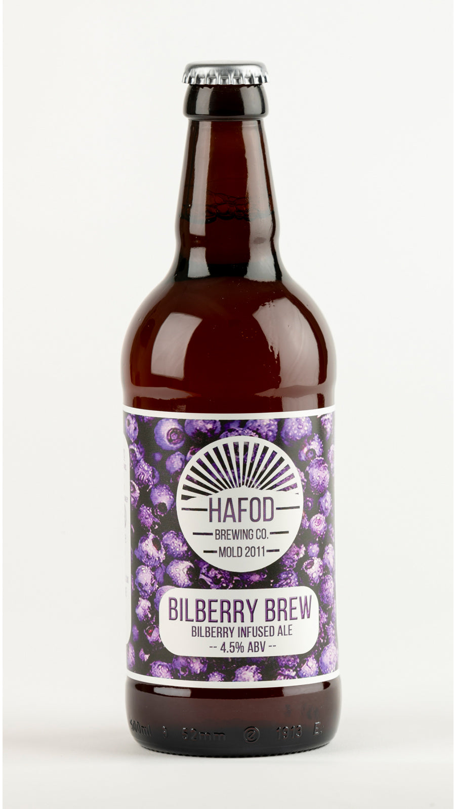 Bilberry Brew - Golden Ale