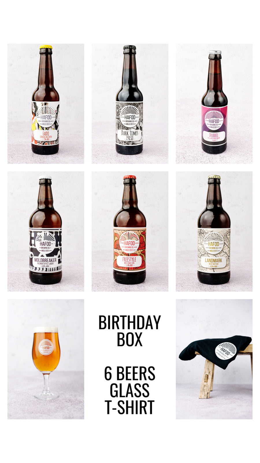 Birthday Box Gift Set