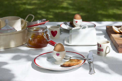 Breakfast Alfresco with Gorgeous Things - Gorgeous Day #5 - Collection #1