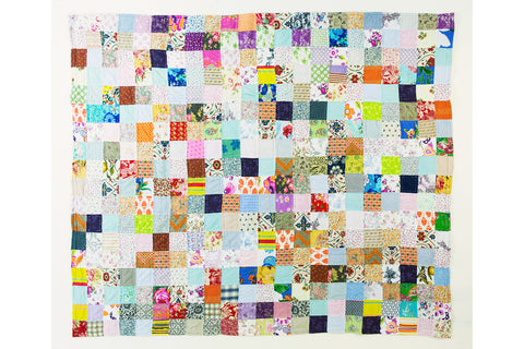 Handstitched Patchwork Quilt | Pick & Mix