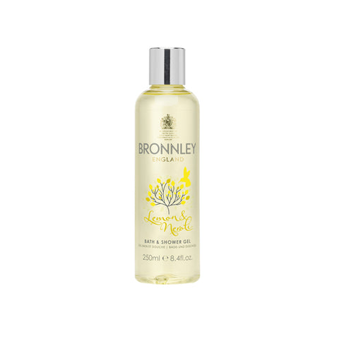Lemon & Neroli Bath and Shower Gel 250ml