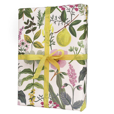 Herb Garden Wrapping Paper