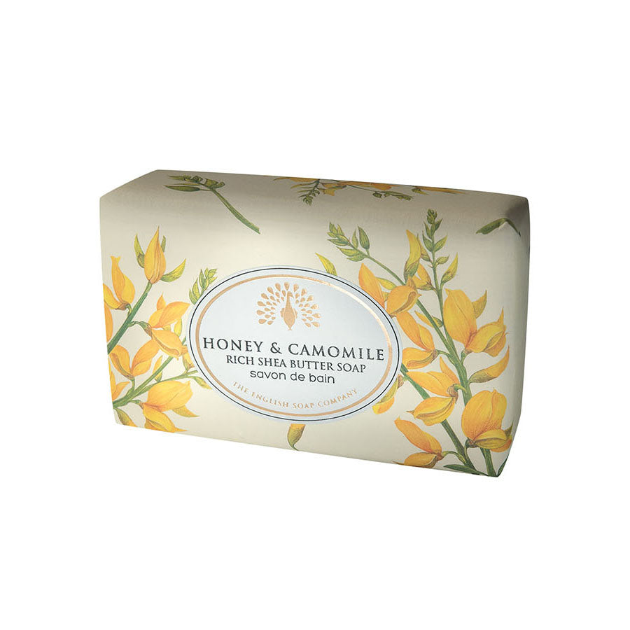 Honey and Chamomile Soap Bar