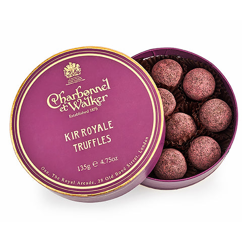 Kir Royal Truffles