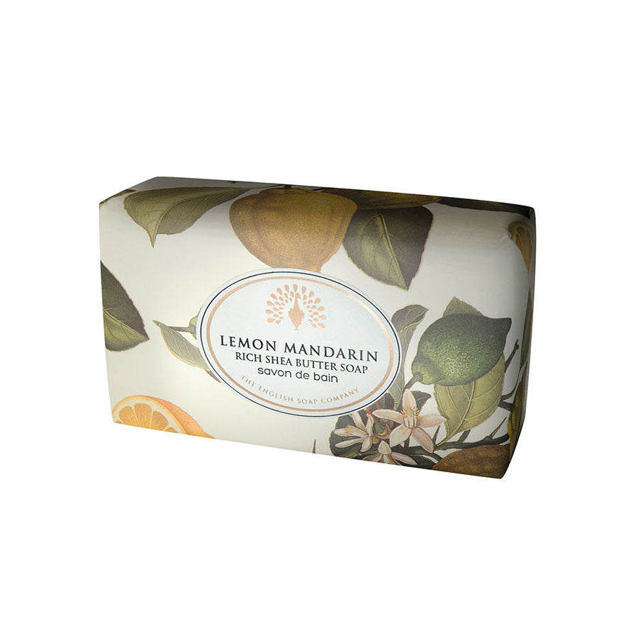 Lemon and Mandarin Soap Bar
