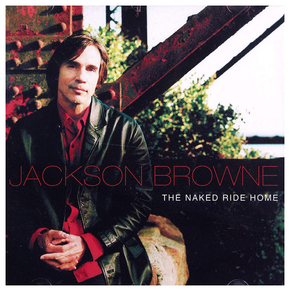 The Naked Ride Home (2002) CD