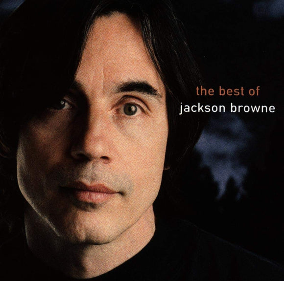 The Next Voice Your Hear: The Best of Jackson Browne (1997) CD