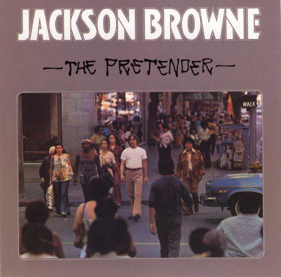 The Pretender (1976) LP - 180gm