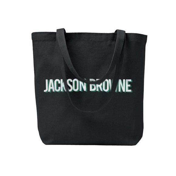 JACKSON BROWNE August 2019 Tour Tote