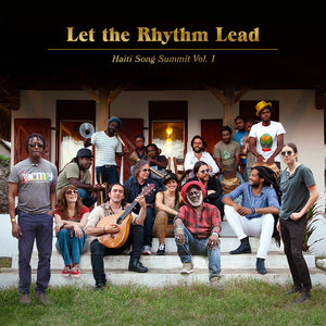 Let The Rhythm Lead (2020) LP - 180gm